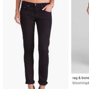 Rag & Bone The Dre Jeans Size 26 Slim